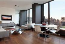 Spaces / Environment and living spaces / by Danny Lee