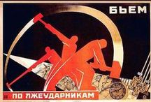 Cradle Me, Mother Russia / Constructivists, Bolsheviks, & Their Progeny / by Greg Paul