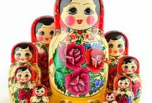 Russian Nesting Dolls / by Julie Adams Vallance