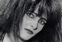 Siouxsie / Our beloved Goth, punk, post-punk goddess, Siouxsie Sioux. / by Ulcer Magazine