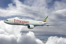 Ethiopian Airlines / by Gold Star Aviation