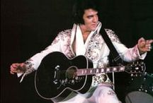 Unforgettable: Elvis Presley, R.I.P / One of the few icons in recent history for which no explanation is necessary: Elvis -- and he is still THE KING of Rock-&-Roll! Pins on this board get more repins and likes than any others! Would you like to join and add your own Elvis pins here? Follow and comment to @eclecticjan and I'll send you an invitation! / by Jan Howard