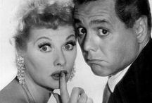 "Unforgettable: Lucy & Desi, R.I.P / Lucille Ball (August 6, 1911 – April 26, 1989) + Desi Arnez (March 2, 1917 – December 2, 1986) = the ""I Love Lucy"" team. Pictures from their personal and professional lives. They can also be found in my Classic TV: I Love Lucy board of pictures from that unforgettable series. / by Jan Howard"