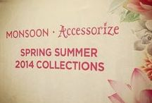 Press Day Preview: SS14 / SS14 is set to be the most stylish season yet! Which pieces do you want to be wearing when you soak up the sun next summer?  #AccessorizeSS14 / by Accessorize