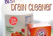 Cleaning tips / by Nancy Villegas