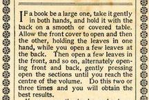 my first love:books / by Ann Nybergh