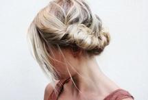 Rapunzel, rapunzel let down your hair / by Halie Williams