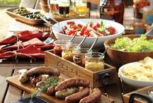 Food - BBQ / by Joanna Gras