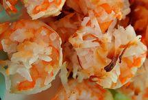 shrimp / by Sherri Musetti-O'kane