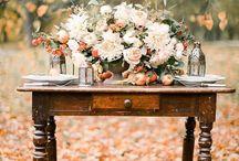 Fall Inspired Wedding / by Serena Jae