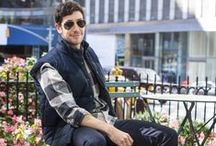 Dapper Dudes / These are some seriously stylish men...  / by HuffPost Style