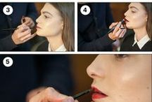 Do It Yourself: Beauty / The tutorials that will amp up your makeup game.  / by HuffPost Style