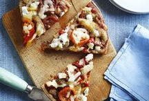 Pizza Recipes / Your favourite delivery treat made fresh at home with chicken! / by Canadian Chicken