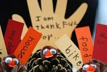 Giving Thanks / by Gardening With Kids/ KidsGardening.org