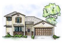 Southwest House Plans / Southwest house plans typically have smooth exterior walls consisting of stucco, wood or brick. Rooflines are shallow or even flat, and the homes rarely ascend more than two stories in height. The Southwestern style house plan is commonly referred to as Pueblo, Spanish Revival, Adobe, or Mission home plans. / by FamilyHomePlans.com