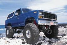 Bad-ass Trucks, Cars & Motorcycles / by Jenny Schroer
