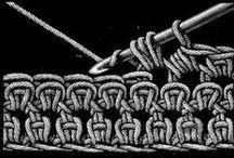 Ganchillo , Crochet... / Ideas , tuto,.. / by Taradalavista