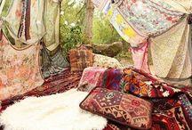 Gypsy themed / Gypsy inspired fashion, home decor / by Christine White