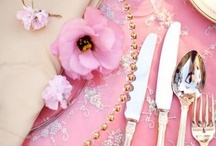 Dream Wedding Stuff - Pink and Blue / A collection of inspiration and ideas for my future dream wedding. I want an outdoor wedding, a bit Victorian themed. I absolutely love full ball gowns, with lots of tulle, lace, and sparkly details. My dress absolutely needs off-the-shoulder sleeves, and a corset top. I want to theme my wedding around blue, pink, and obviously white with a little bit of silver and gold for sparkle. Flowers are awesome too. Basically, here are ideas for my dream wedding! / by Savannah Edmundson