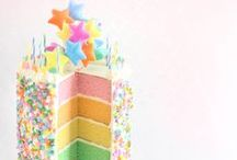 Youth and Teen Birthday Cakes / by Candy Lee