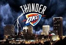 Oklahoma City Thunder / by Judith Hart