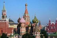 Russia / One place I definitely must go someday! / by Annalee Burgess