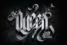Typography / by cj gong