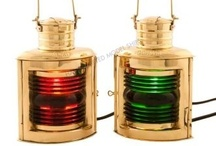 Lamps & Lanterns / by Handcrafted Nautical Decor