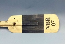 Oars & Paddles / by Handcrafted Nautical Decor