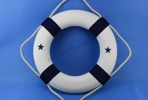 Life Rings / by Handcrafted Nautical Decor
