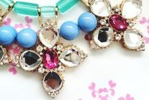 Always Glam... Bejeweled / Gems and jewels are a girl's best friend. / by t+j Designs