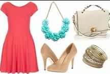 Always Glam... Outfit Ideas / Outfit ideas for you to bring glamour into your every day lives.  / by t+j Designs