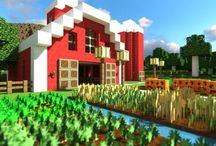 Minecraft Builds / Cool stuff, maybe a blueprint to build from / by Nancie Richard