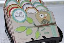 Stamps & crafts / by Karon Knuist