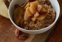 Breakfast ideas & Oatmeal / by Virginia G
