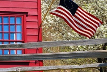 So Hurrah For The Red, White & Blue! / by Cindy Beach