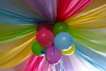 Birthday Party Ideas / by Debbie McGuire