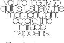 Quotes / by Kiara January