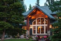 A Different home- ideas and wonderful homes / by Lisa Hager-Duncan