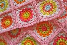 Crochet Inspiration / by Felted Button (Susan Carlson)