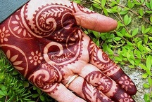 Henna Inspirations and Aspirations / Amazing Henna Artists, things that inspire me, supplies and other things that draw me in. / by Gail Markham
