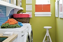 Laundry room / by Melissa Franzen