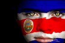 Mi país ( Costa Rica) / by Ana Cristina Gómez