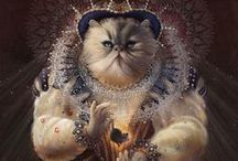 cats / by Talullah Arden