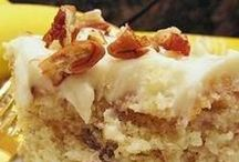 Cakes & Muffins ;0 / Fabulous varieties of Cakes, Dump Cakes, Cheese Cakes, Muffins & Cupcakes for all occasions. / by Juanita Fortier