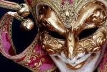 Masks / by Zayne Rakouta