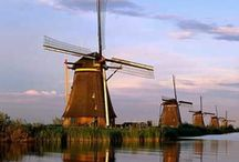 The Netherlands / Places we've been, things we've seen / by Sandra Robken