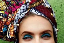 """GYPSHEMIAN Rhapsody / A little bit of gypsy, a whole bunch of bohemian, toss in a dash  of folk and a smidgen of hippie and youve got """"GYPSHEMIAN"""" a compilation of vibrantly coloured patterned cultural fashion looks and home decorum all rolled into one.  / by Nelson Failing"""