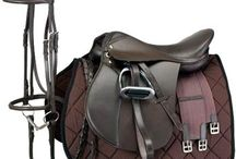 Horse Tack+Accessories / by Grace Constantine 💋