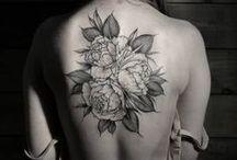 tattoos / by Irene Bogachuk
